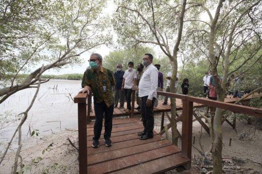 KKP: Gresik kini miliki selasar jelajah mangrove 1,5 kilometer