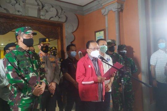 Gubernur Bali bersedia divaksin COVID-19 tahap pertama bersama nakes