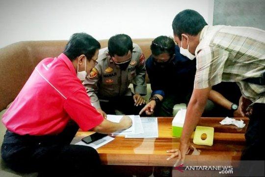 PMI Kotawaringin Timur temukan dugaan pemalsuan surat hasil  tes cepat