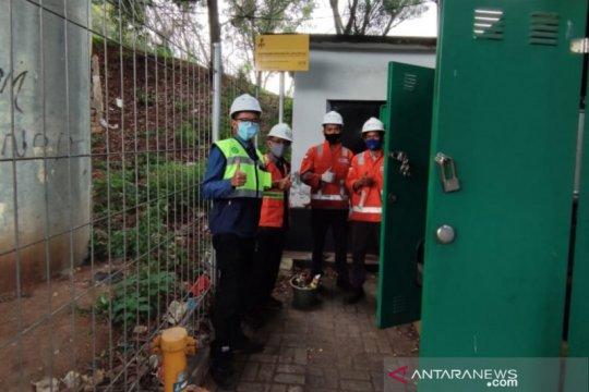 Cukup dua jam, PGN perbaiki kebocoran gas di Pulogebang