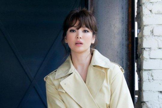 Song Hye Kyo kembali kolaborasi dengan penulis Kim Eun Sook
