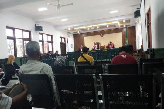 Wakil Ketua DPRD Tegal dituntut 4 bulan penjara