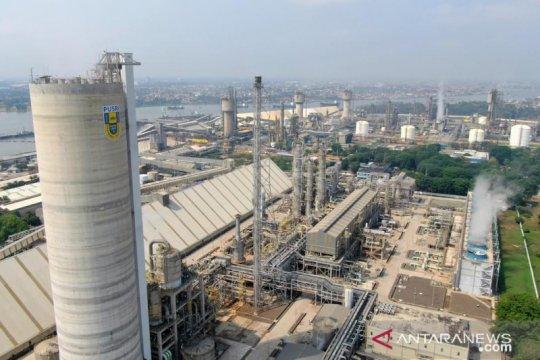 Lampaui target 2020, produksi Pupuk Indonesia tembus 12 juta ton