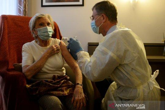 Belgia akan terima kurang dari separuh vaksin COVID AstraZeneca