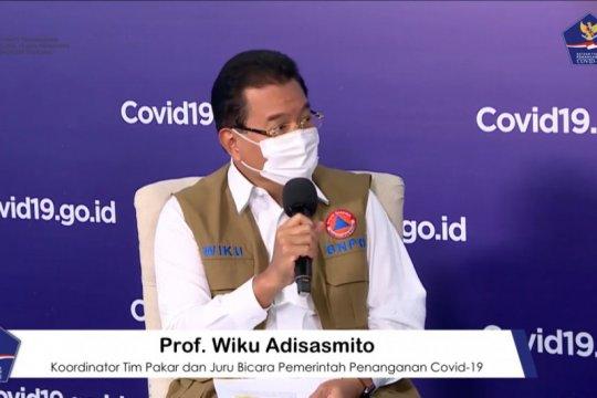 Satgas waspadai peningkatan kasus COVID-19 pascalibur Natal-Tahun Baru