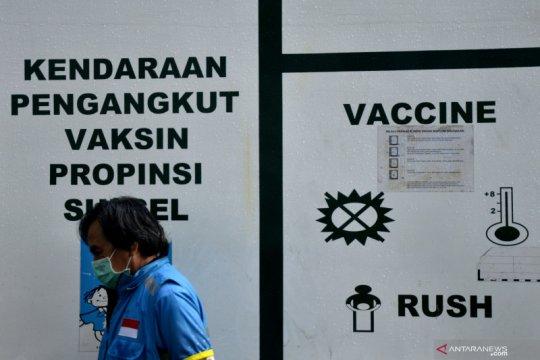 30 ribu dosis vaksin COVID-19 tiba di Makassar