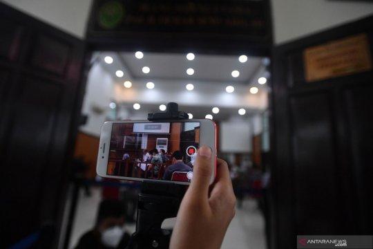 PN Jaksel lanjutkan sidang kesimpulan Praperadilan Rizieq hingga malam