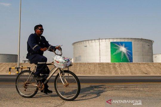 Harga minyak melonjak, dipicu hasil pertemuan OPEC dan ketegangan Iran