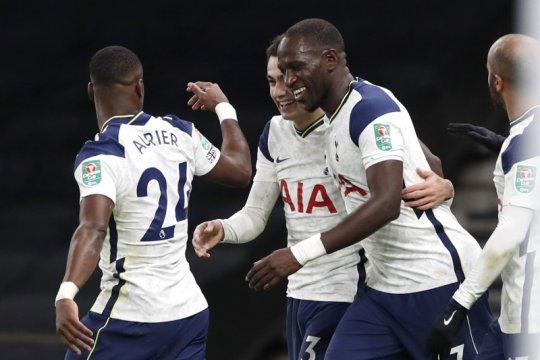 Sissoko dan Son antar Spurs ke final Piala Liga
