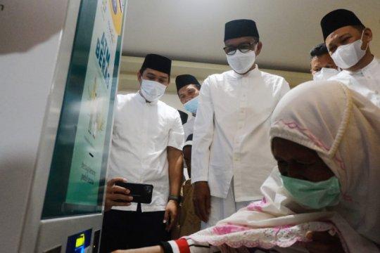 Gubernur Sulsel : ATM beras dukung pencegahan COVID-19
