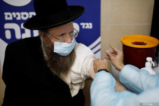 Israel lihat kemungkinan kaitan vaksin Pfizer dan kasus radang jantung
