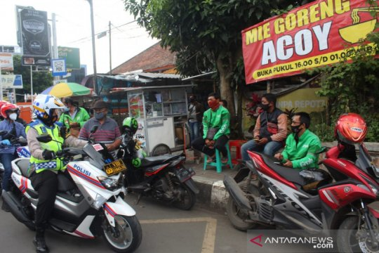 Forkopimda Sukabumi persempit ruang gerak pelanggar protokol kesehatan