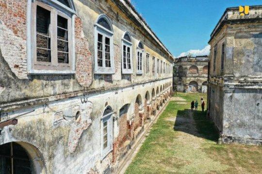 Benteng Pendem direstorasi guna dongkrak pariwisata Ngawi