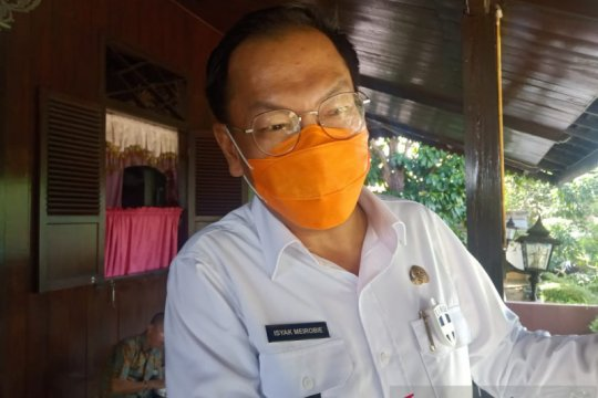 Wakil Bupati Belitung siap divaksin COVID-19