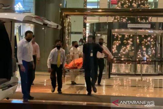 Polisi pastikan perempuan tewas usai loncat di Mal Taman Anggrek