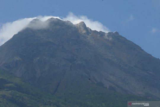 Deformasi fase erupsi Gunung Merapi
