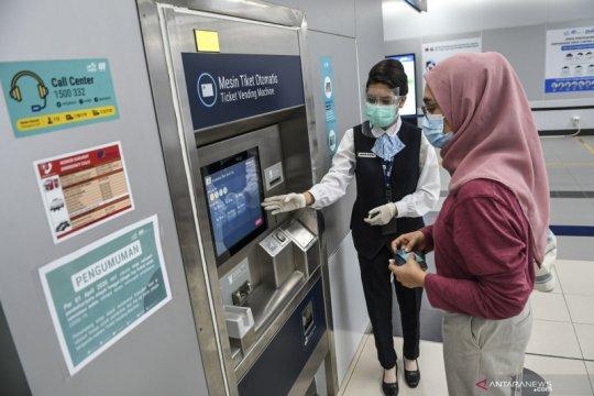 Mayoritas warga DKI Jakarta setuju dengan integrasi tarif transportasi