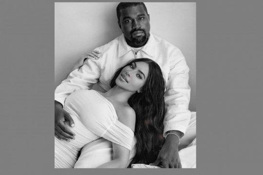 Kanye West dan Kim Kardashian minta bantuan konselor pernikahan