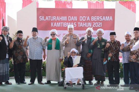 Kapolda NTB gelar silaturahmi dengan tokoh agama dan masyarakat