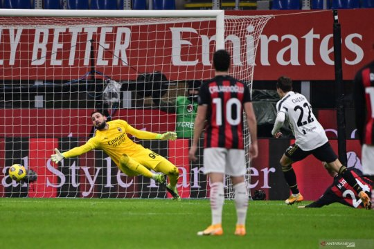 Klasemen Liga Italia setelah duo Milan telan kekalahan