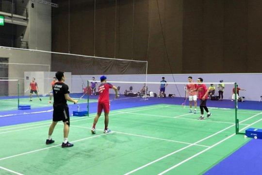 Jadwal wakil Indonesia di Thailand Open hari pertama