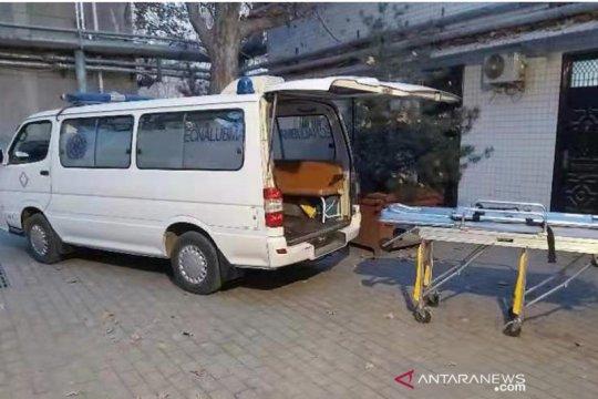 Santri Paiton korban tabrak lari Shaanxi dimakamkan di China
