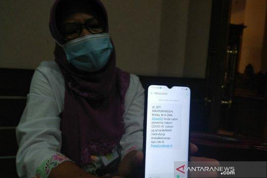Pemkot Surakarta daftarkan 12.259 calon penerima vaksin COVID-19