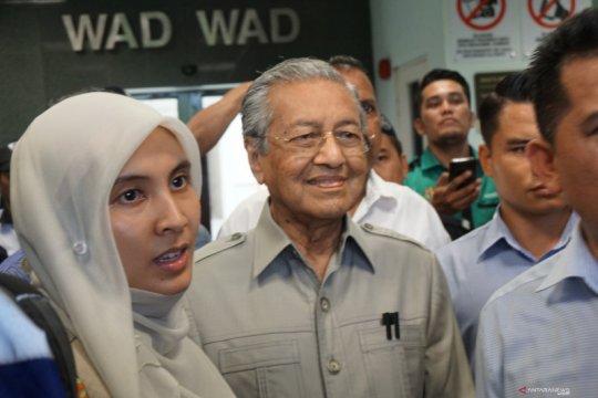 Partai bentukan Mahathir ditolak
