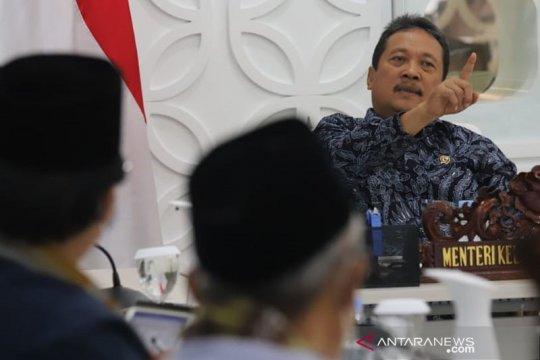 Menteri Trenggono-Sandiaga siap sinergi dukung pariwisata RI bangkit