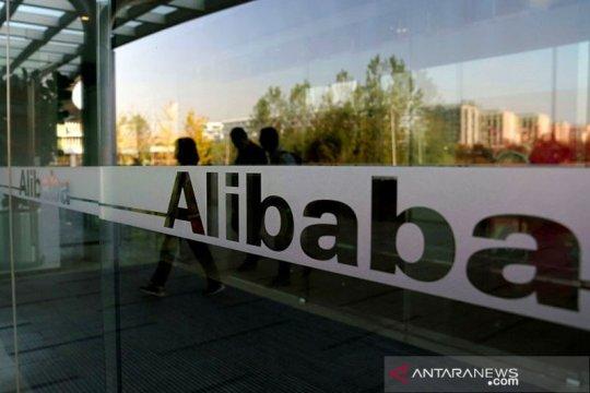 China denda Alibaba Rp40 triliun usai penyelidikan antimonopoli