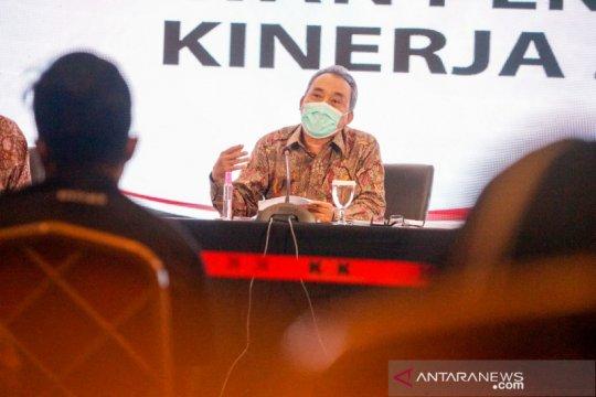 Anggota Dewas Syamsuddin Haris setuju pandangan Jokowi soal hasil TWK