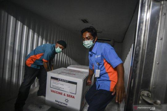 Wagub: DKI siap untuk vaksinasi tahap pertama