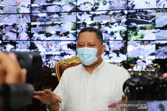Plt Wali Kota usulkan Surabaya tidak diberlakukan PSBB