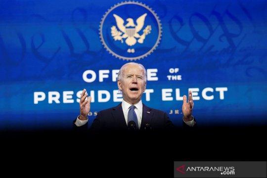 """Jelang inagurasi, Joe Biden-Kemala Harris bocorkan """"playlist"""""""