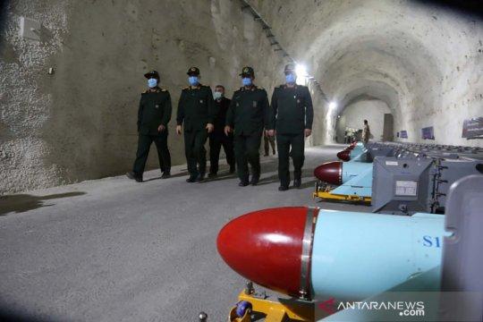 Situs rudal bawah tanah Garda Revolusi Iran