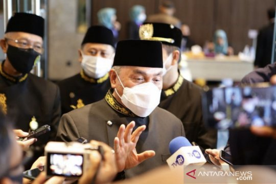 Gubernur Kaltim ajak masyarakat sukseskan vaksinasi COVID-19