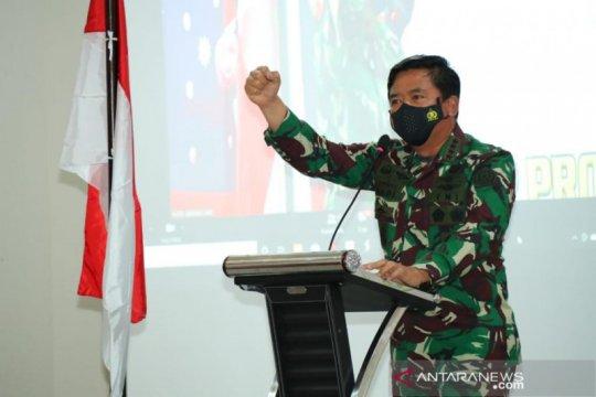 Dering istimewa ponsel Panglima TNI saat dihubungi tokoh Papua via WA