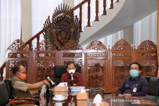 Gubernur Bali koordinasikan subsidi biaya tes cepat antigen