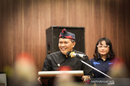 Wali Kota Bandung Oded M Danial positif COVID-19