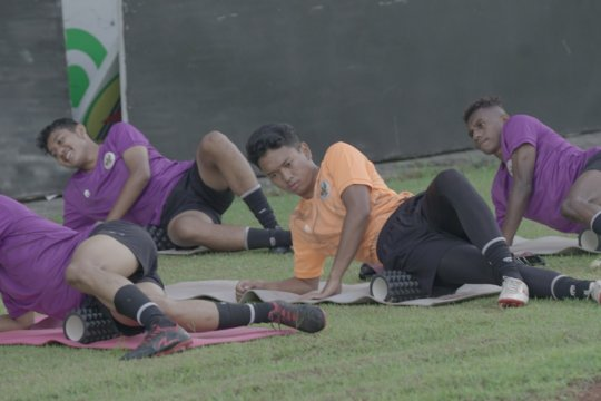 Timnas U-16 lanjutkan TC secara virtual