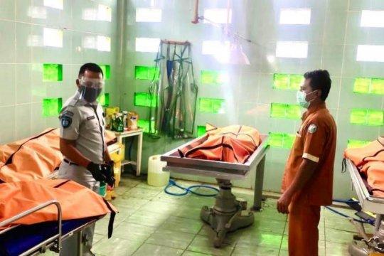 Jasa Raharja tunggu identifikasi korban jatuhnya pesawat Sriwijaya