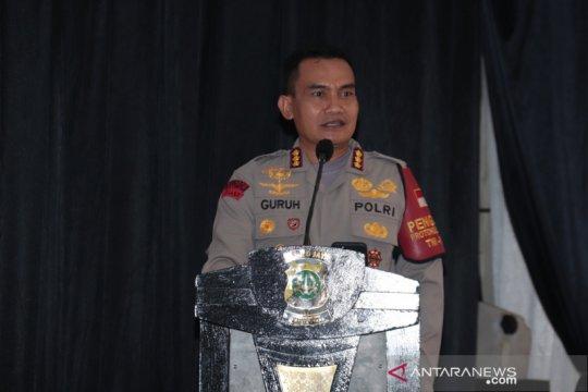 Kapolres Jakarta Utara ingatkan personel antisipasi banjir