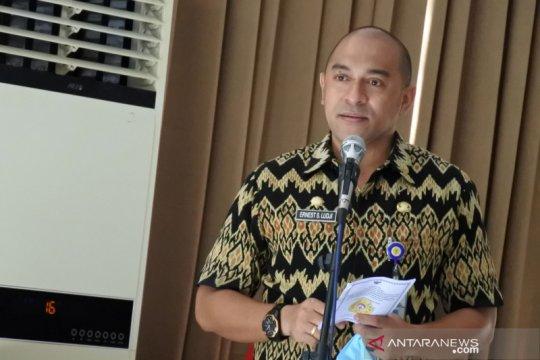 Kapasitas ruang perawatan pasien COVID-19 Kota Kupang penuh