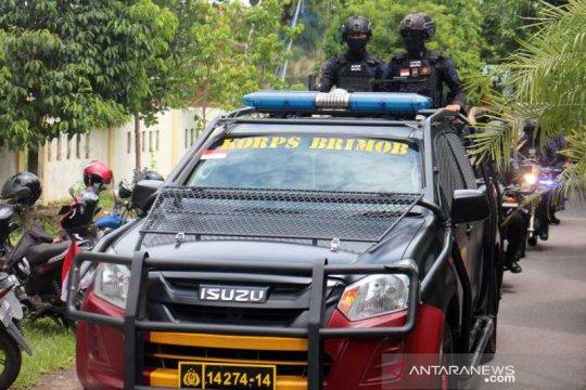 Jelang kedatangan Ba'asyir, aparat patroli yustisi di Ponpes Ngruki