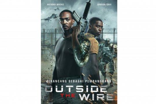 "Sinopsis film sci-fi laga ""Outside the Wire"""