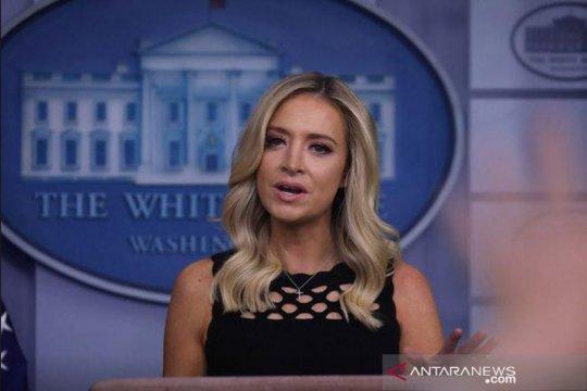 Gedung Putih kecam kekerasan di gedung Kongres AS