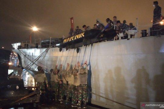 Pasukan elit TNI bantu cari korban pesawat Sriwijaya Air
