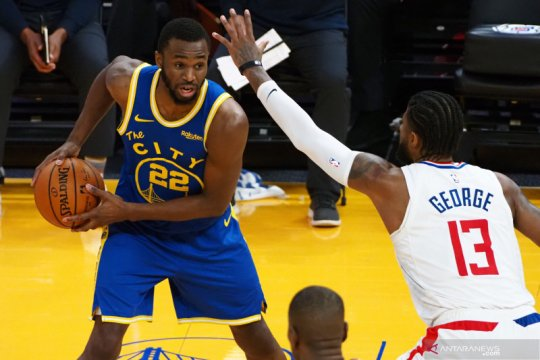 NBA: Golden State Warriors kalahkan Los  Angeles Clippers 115 - 105