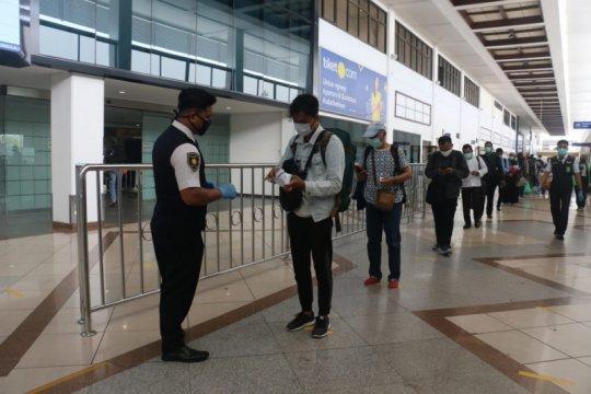Bandara Juanda targetkan layani 11,8 juta penumpang tahun 2021