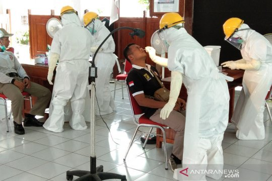 Pasien konfirmasi COVID-19 di Bantul bertambah 61 orang